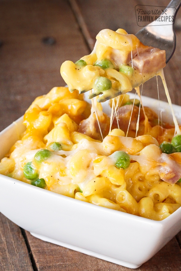 Homemade Mac And Cheese Favorite Family Recipes