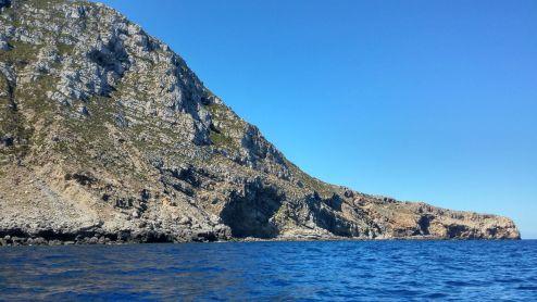 Marettimo Escursione Grotte , u Libanu