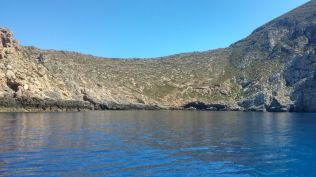 Marettimo Escursione Grotte Punta Mugnuni