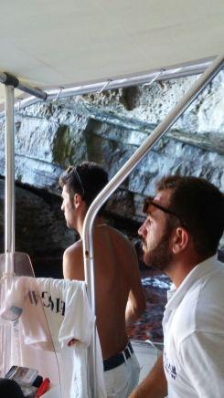 Marettimo Escursione Grotta Bombarda