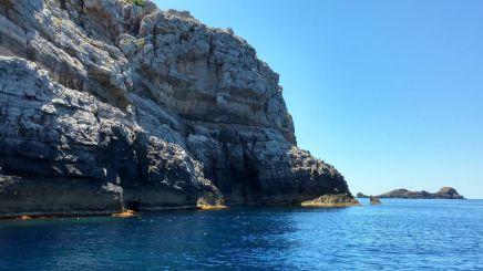 Marettimo Escursione Grotte Spalmatore