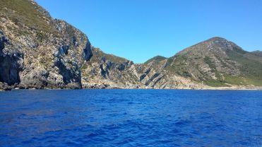 Marettimo Escursione Grotte Cala Galera