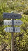 Sentiero Punta Troia