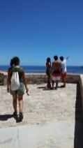 Terrazza del Castello di Punta Troia