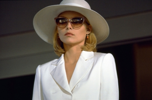 Michelle Pfeiffer Scarface cappello