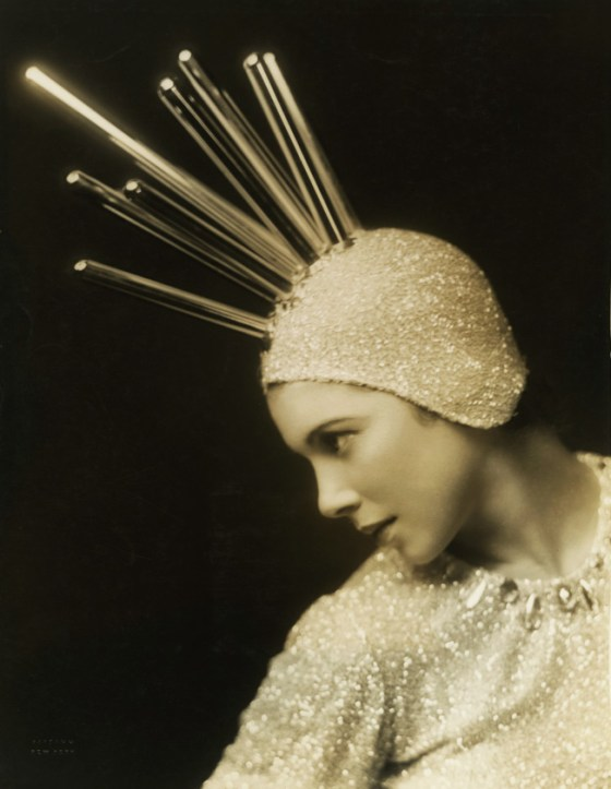 Tilly Losch by Florence Vandamm 1931