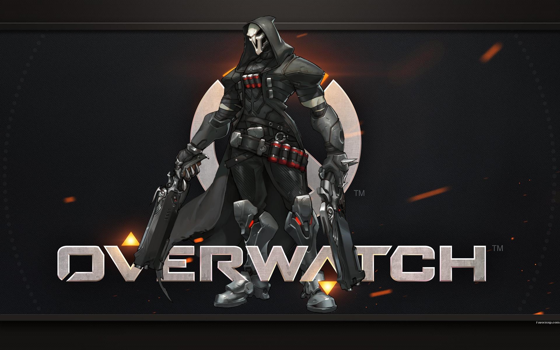 Overwatch Fonds Dcran Arrire Plans De Bureau Gratuits