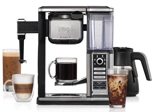 Cafe Forte Vs Rich Brew In Ninja Coffee Bar