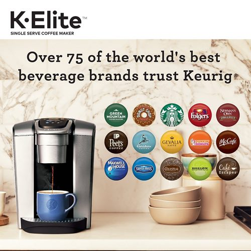 Keurig K-Elite vs  K-Select - Which Do You Buy?