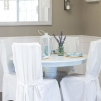 Dining room paint color - warm gray
