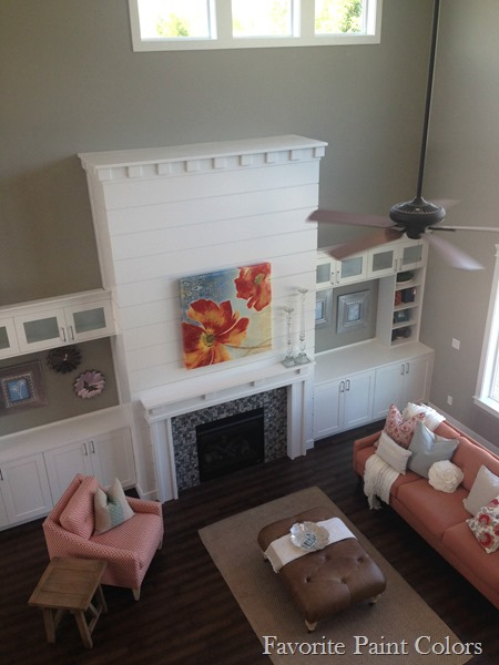 Dorian Gray And Extra White Home Tour Favorite Paint
