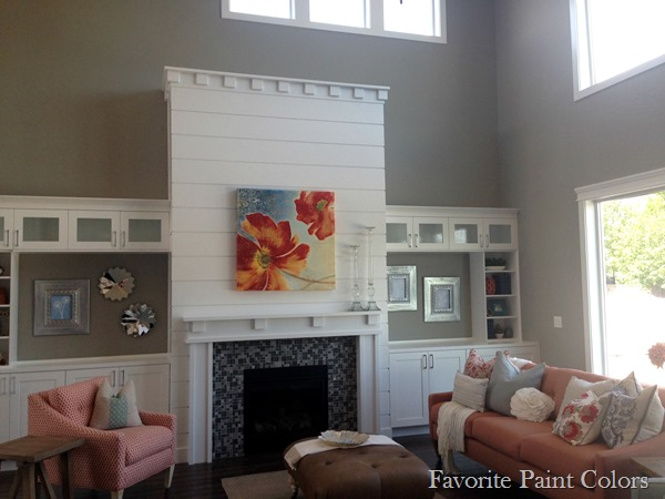 Ideas for living room paint colors