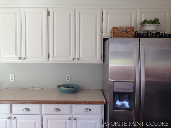 Kitchen progress - Favorite Paint Colors