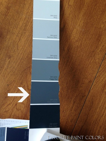 grays harbor by sherwin-williams