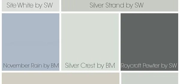 More Paint Colors from the UV Parade of Homes (my favorite home!)