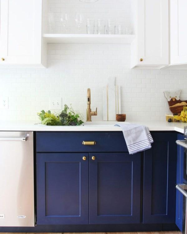 cabinet paint color