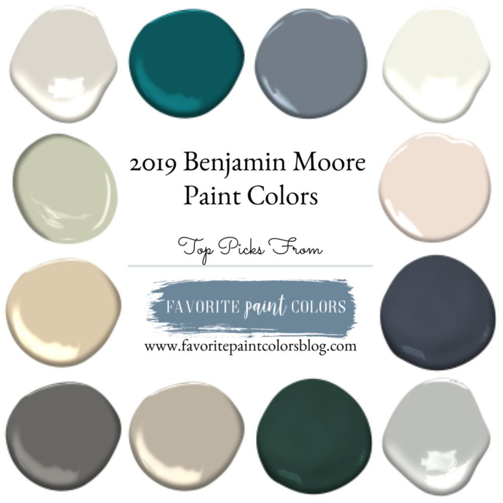 Top 20 Benjamin Moore Paint Colors   Favorite Paint Colors Blog