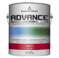 Benjamin Moore Advance -the best paint for cabinets
