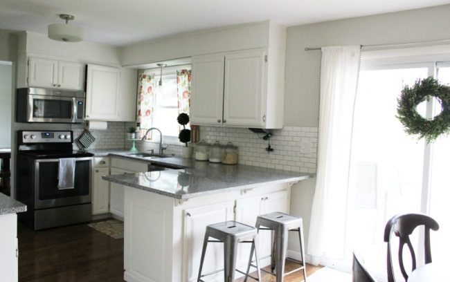 kitchen paint color to sell your home fast