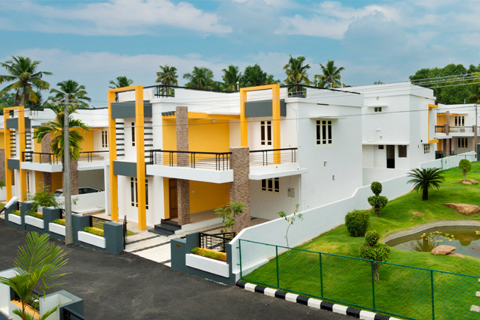 Villaments In Trivandrum - Favourite Homes