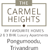 The Carmel Heights Logo