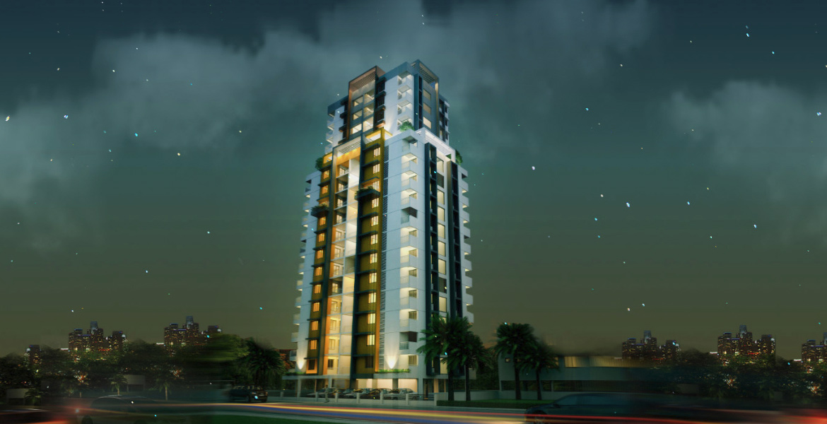 Apartments in Pattom | The Serenade
