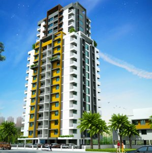 The Serenade - Luxury Apartments in Pattom