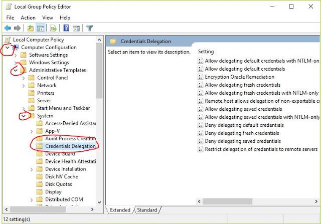 Cara Mengatasi Gagal Login RDP di Windows 7
