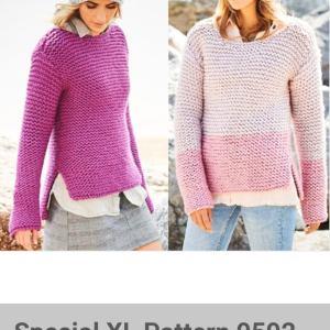 Knitting Pattern Stylecraft Batik Swirl écharpes 4 DESIGNS 9486 nouveau