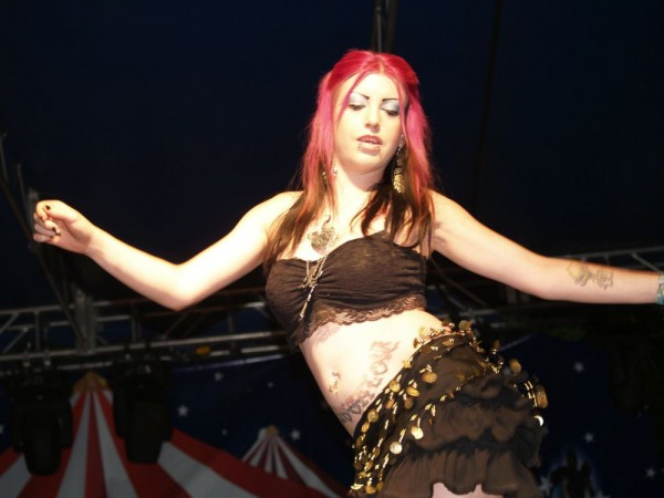 Juggalette Belly Dancers