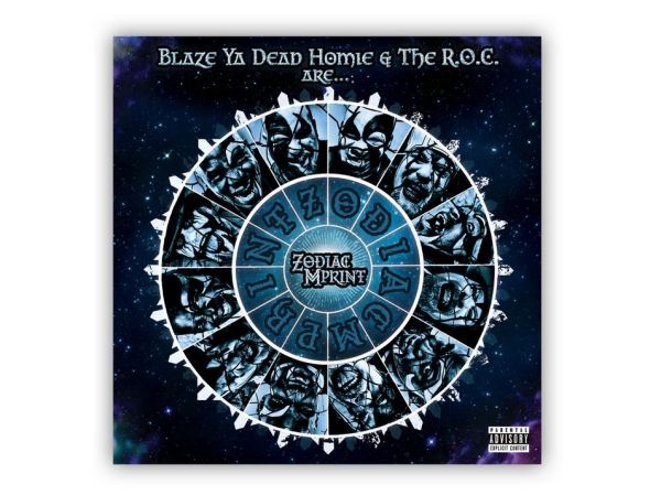 "Zodiac Mprint's ""Ride The Stars"" EP Cover Art, Tracklist ..."