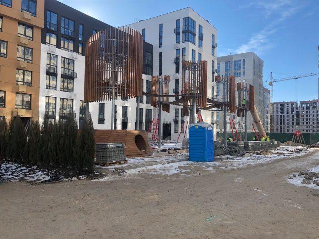 Отзыв о просмотре квартиры в ЖК «Файна Таун»