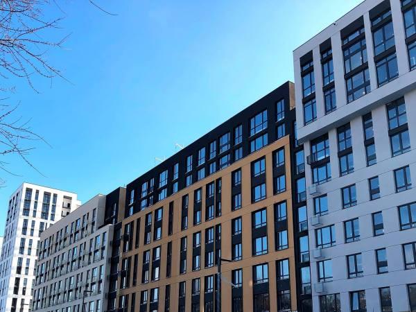 ЖК «Файна Таун» — планировки 4-комнатных квартир