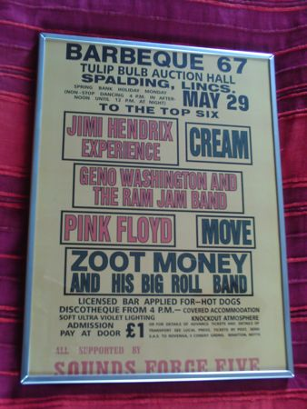 Barbecue 67 poster