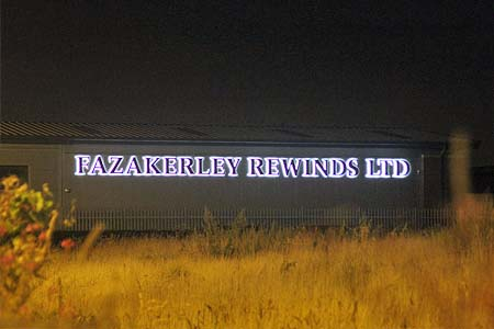 Fazakerley Rewinds Limited Liverpool