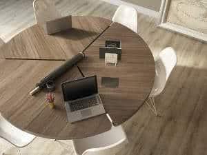 mesa reuniao escritório piso