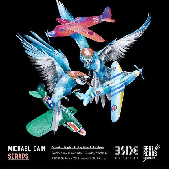 Scraps - Michael Cain
