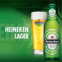 HEINEKEN'S HOLIDAY