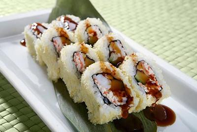 Tootsy Maki Roll Courtesy RA Sushi