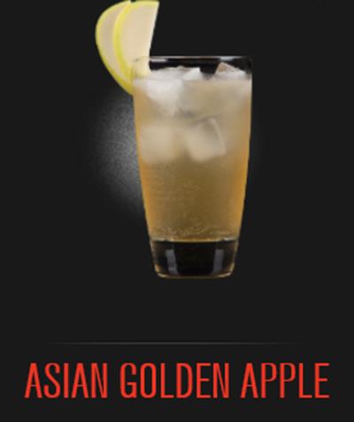 Asian Golden Apple