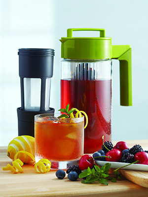 Takeya Deluxe Iced Tea Beverage System 1 credit Takeya