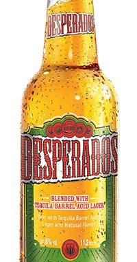 Introducing Desperados A One Of A Kind Beer Blended With Tequila Barrel Aged Lager Food Beverage Magazine