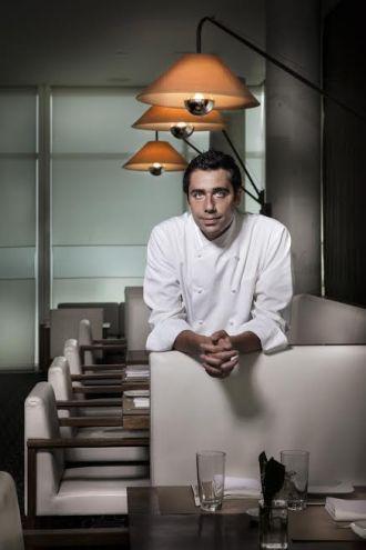 Cedric Vongerichten Chef de Cuisine of Jean Georges Perry St restaurant in NYC