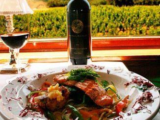 Courtesy Napa Valley Wine Train