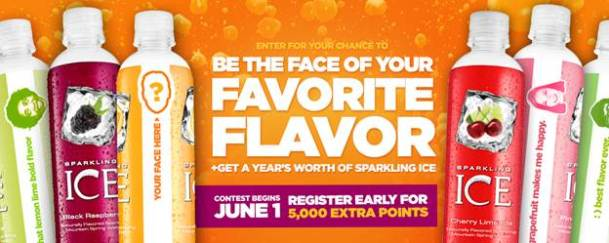SPARKLING ICE Launches Flavor Faceoff for Loyal Fans
