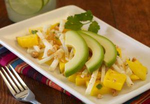 Jicama and  California Avocado Salad