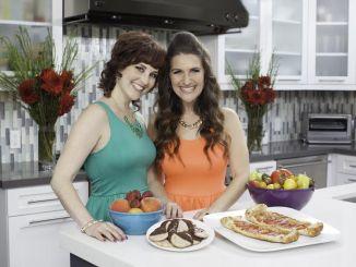 Brand Chef Ambassadors, Heather Goldberg and Jenny Engel