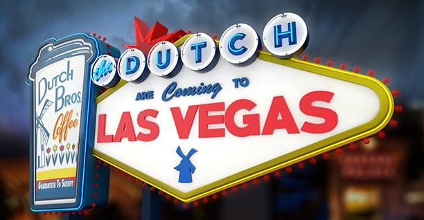 Dutch Bros. Coffee Enters that Las Vegas Market