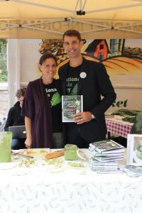 Co-Founders Dr. Drew Ramsey & Chef Jennifer Iserloh, authors of the bestselling book 50 Shades of Kale