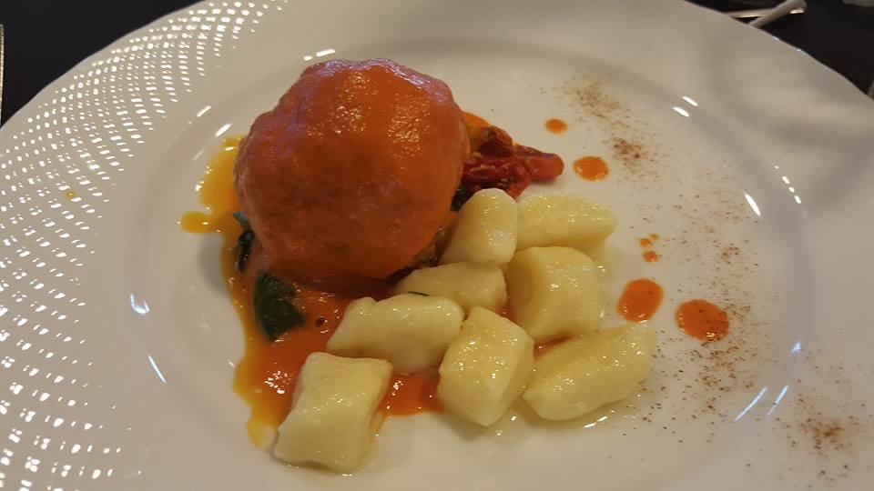 Gnocchi & Meatballs